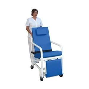 MJM Multi Positional PVC Geri Chair Health & Personal