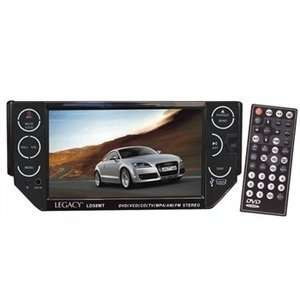 Legacy LD58MT 5.5 TFT Touch Screen Motorized Panel DVD