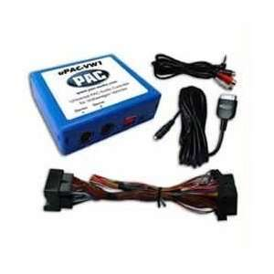 PAC PDPACUPACVW1 PAC UPAC VW1 interface is a multi input media device