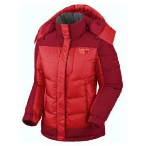 Mountain Hardwear Womens Chillwave Jacket   Red