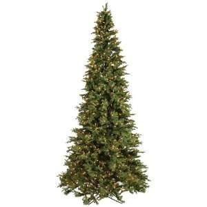 Good Tidings 96682 Slim Black Hills Spruce Tree, 7 1/2
