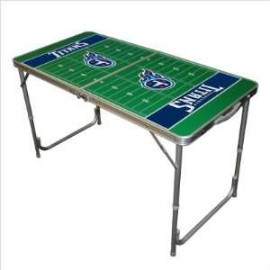 Tailgate Toss TTABLE 130 2 ft. x4 ft. Tennessee Titans