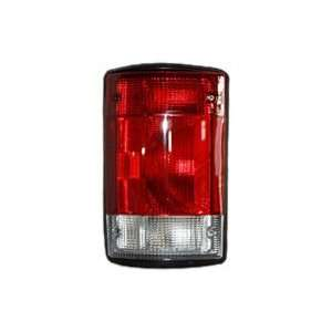 TYC 11 5008 81 Ford Driver Side Replacement Tail Light