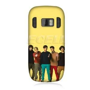Ecell   ONE DIRECTION 1D BRITISH BOY BAND BACK CASE COVER FOR NOKIA C7