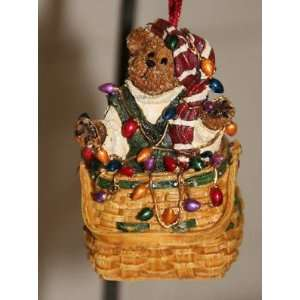 Boyds Bears & Friends Longaberger 2003 O. O. Tanglebeary