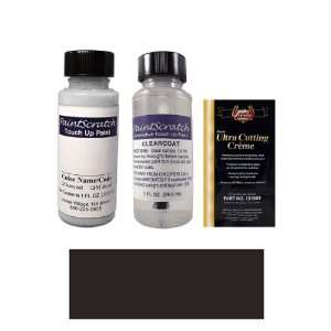 1 Oz. Flat Black (Window Trim Paint) Paint Bottle Kit for