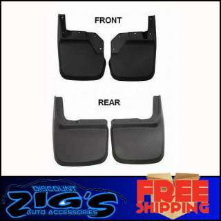 husky liners 4 piece set front rear fits 2007 2011 ford expedition el