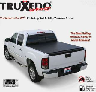 TruXedo Tonneau Bed Cover Chevy/GMC Crew Cab 5.5 Bed