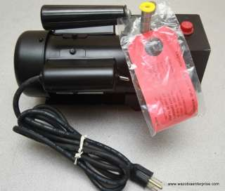 PRECISION VACUUM PUMP MODEL DD 20 DD20