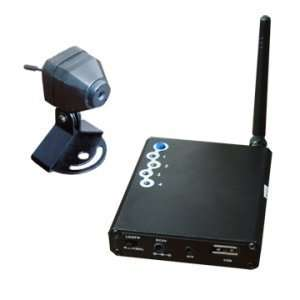 USB WIRELESS SPY CAMERA * Turn your computer into DVR