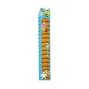 SpongeBob SquarePants Height Growth Chart up to 5 feet tall Baby