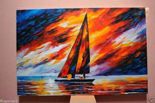 ART VIBRANT COLORFUL AMAZING OIL PAINTING NICE COLORS BIG SALE
