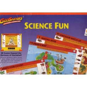 Science Fun (20 games) Toys & Games