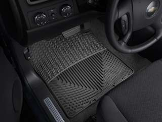 WeatherTech® All Weather Floor Mats  2008 2012 Chevy Silverado Crew