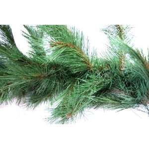 Good Tidings Artificial Long Needle Pine Christmas Garland