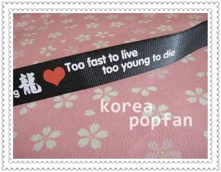 BIGBANG big bang GD G Dragon KPOP MOBILE PHONE STRAP NEW