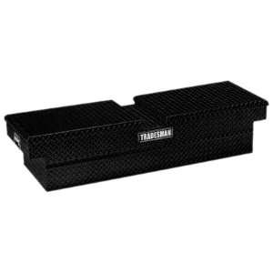 Tradesman TALG581BK 70 Gull Wing Black Aluminum Cross Bed Tool Box