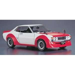 24 Toyota Celica 1600GT Race Configuration Car Model Kit Toys & Games