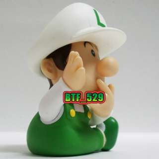 Super Mario Brothers Action Figure ( 31/2 Baby Fire Luigi )