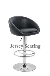 Air Lift Swivel Counter Adjustable Bar Stool Counter Chair