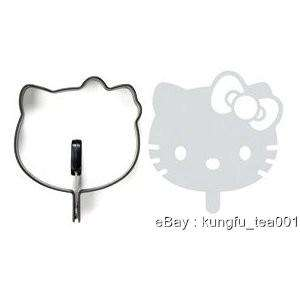 Hello Kitty Shape Fry Egg Pancake Muffin Mould Utensil