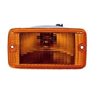 Jeep Wrangler Passenger Side Replacement Bumper Signal Light