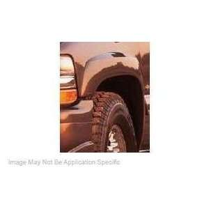 Xenon Fender Flares for 2001   2002 Chevy Pick Up Full