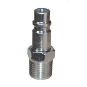 Steel Industrial Air Fitting 1/2 ID x 1/2 Male NPT Automotive