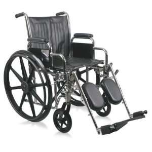 Wide Wheelchairs (Swing Away Footrest   Each)