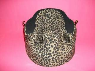 Leopard Print Bumbo Chair Cover ******