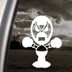 Homestar Runner Decal Strong Bad Truck Window Sticker
