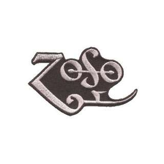 Led Zeppelin Zoso (Jimmy Pages Symbol) Embroidered Iron