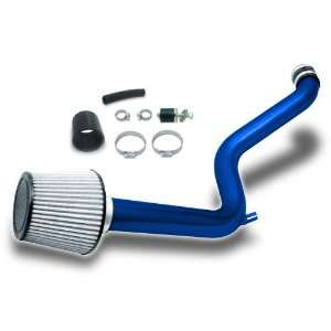 90 93 Honda Accord Blue Cold Air Intake Automotive