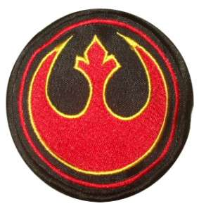 STAR WARS Rebel Logo Deluxe Embroidered Patch Empire