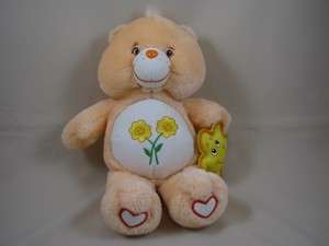 Friend Bear with Star 2003 Care Bear Plush Toy 13