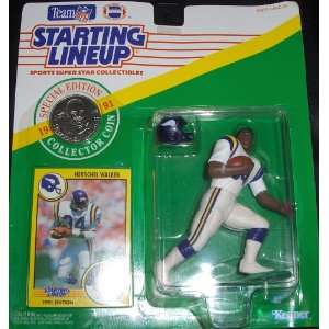 Herschel Walker 1991 Starting Lineup Toys & Games