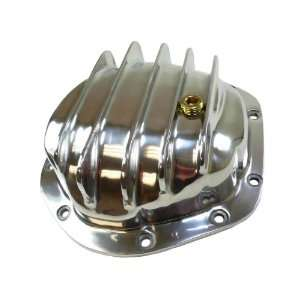 Jeep Dana 44 Polished Aluminum Front/Rear Differential Cover   10 Bolt
