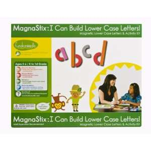 Lower Case Letters Kit, Ages K to First Grade (15281)