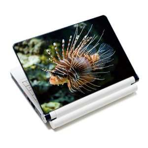 Novelty Lionfish Laptop Notebook Protective Skin Cover Sticker Decal