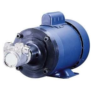 High pressure, brass bodied rotary vane pump, 4.3 GPM, 115