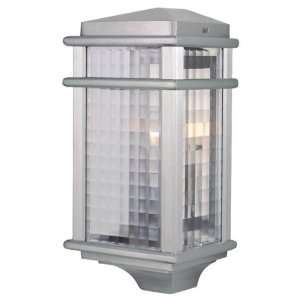 Murray Feiss Lighting OL3403BRAL Half Wall Mount Lantern