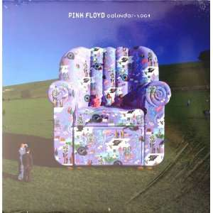 Pink Floyd Album Covers 2004 WALL CALENDAR 12 x 12