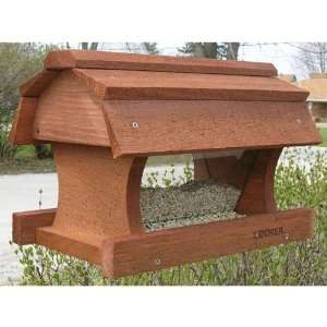 Hanging Barn Feeder   (Bird Feeders) (Seed Feeders)