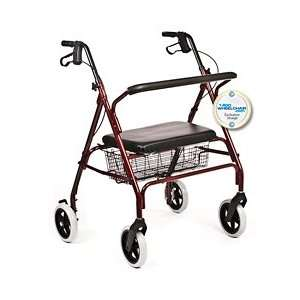 Rollator   Bariatric Extra Wide Heavy Duty. Health