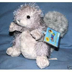 Webkinz Virtual Pet Plush   GREY SQUIRREL Toys & Games
