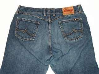LUCKY BRAND Ladies Distressed Ponderosa JEANS Size 10 Inseam 31
