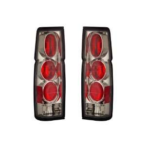 86 97 Nissan Hardbody Chrome Tail Lights Automotive