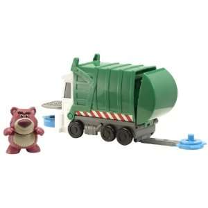 Mattel Toy Story 3 Vehicle Stunt Set   Dump Truck    Toys & Games