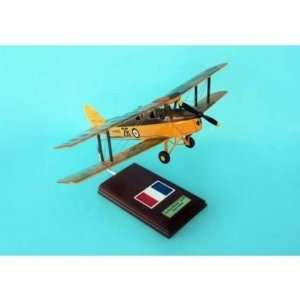 and Models FBDH82TS Tigermoth MK.II 1 20 scale model Toys & Games