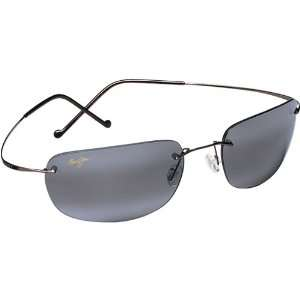 Maui Jim Sunglasses Kapalua Adult Polarized Eyewear   Gunmetal/Neutral